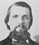Lt Gay, 4th Georgia Infantry
