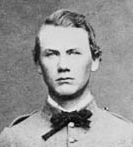 Pvt Gay, 4th Georgia Infantry