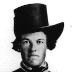 Pvt Giles, 4th Texas Infantry