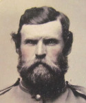 Pvt Gilley, 27th Indiana Infantry