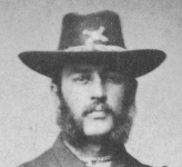 Sgt Grant, 35th Massachusetts Infantry