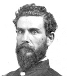 Lt Greene, 19th Indiana Infantry
