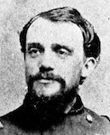 Maj Haldeman, 124th Pennsylvania Infantry