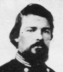 LCol Harris, 12th Mississippi Infantry