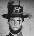 Pvt Harrison, 6th Wisconsin Infantry