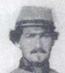 Capt Hart, 5th Louisiana Infantry