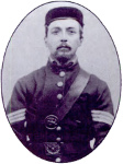 Sgt Hirst, 14th Connecticut Infantry