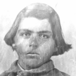 Pvt Hortman, 6th Georgia Infantry