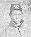 Mus Hubbard, 14th Connecticut Infantry