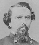 Maj Hulings, 49th Pennsylvania Infantry