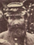 Capt Ilges, 14th United States Infantry, First Battalion