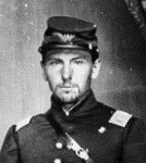 Capt Irish, 13th New Jersey Infantry