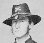 Sgt Jones, 4th Rhode Island Infantry