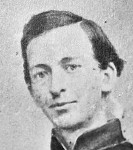 Pvt Jones, 35th Massachusetts Infantry