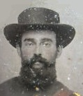 Capt Jordan, 28th Pennsylvania Infantry