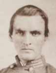 Lt Kidd, 4th Alabama Infantry