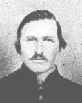Pvt Kinnaman, 27th Indiana Infantry