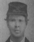Pvt Lane, 8th Michigan Infantry