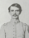 Capt Latham, 1st North Carolina Infantry