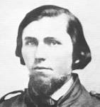 Pvt Leonard, 48th North Carolina Infantry