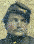 Pvt Letsinger, 14th Indiana Infantry