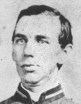 Sgt Leverich, Washington (LA) Artillery, 2nd Company