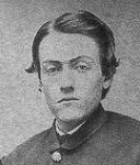 Pvt Lewis, 14th Connecticut Infantry