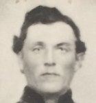 Pvt Madert, 2nd and 10th United States Infantry