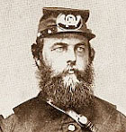 Capt Manross, 16th Connecticut Infantry