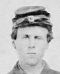 Pvt McCarthy, 125th Pennsylvania Infantry