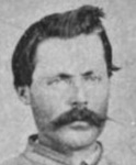 Lt McDowell, 5th South Carolina Infantry
