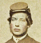 Pvt Michener, 128th Pennsylvania Infantry