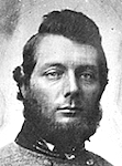 Sgt Mitchell, 1st Texas Infantry
