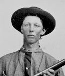 Pvt Moore, 6th North Carolina Infantry