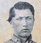 Pvt Newlin, 1st North Carolina Infantry