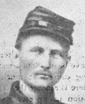 Sgt Nosler, 27th Indiana Infantry