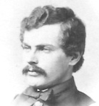 Pvt Noyes, 13th Massachusetts Infantry