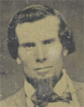 Pvt Ordiway, 17th Michigan Infantry