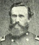 LCol Parisen, 57th New York Infantry