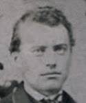Pvt Patterson, 19th Indiana Infantry