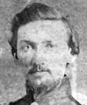 Pvt Perry, 1st Texas Infantry
