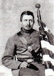 Pvt Pettygrove, 2nd Wisconsin Infantry