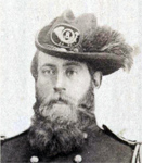 Capt Pierce, 108th New York Infantry
