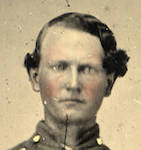 Pvt Pilgreen, 8th Alabama Infantry