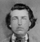 Pvt Pinson, 2nd Mississippi Infantry