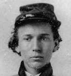 Pvt Pratt, 8th Louisiana Infantry