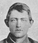 Pvt Rankin, 27th Indiana Infantry