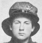 Pvt Roys, 5th New Hampshire Infantry