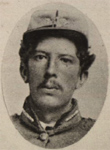 Sgt Saville, Parker's Richmond (VA) Battery