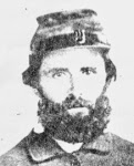 Sgt Schwalm, 50th Pennsylvania Infantry